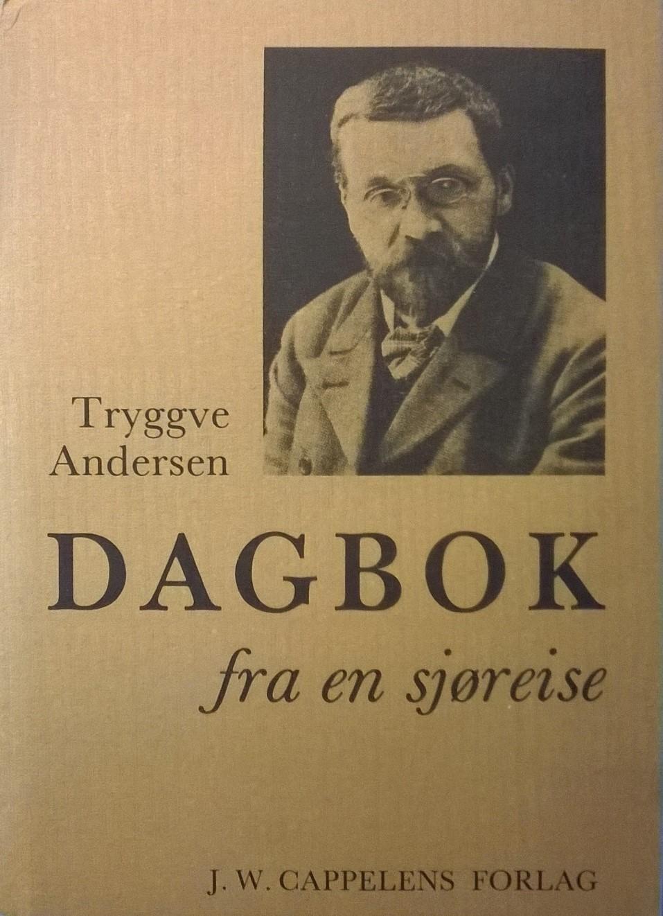 Andersen, Tryggve Dagbok fra en sjøreise