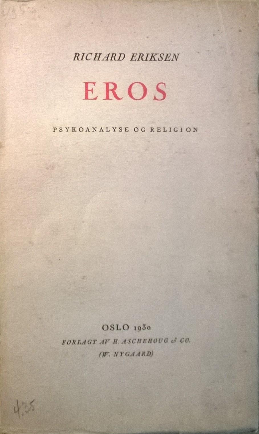 Eros kontakt