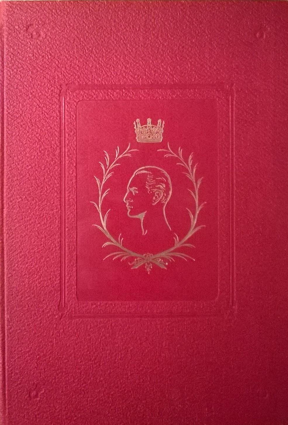 Halling, Sigurd (red.) Olav: Norges kronprins: Festskrift i anledning av H. K. H. kronprins Olavs bryllup: Oslo 21. mars 1929