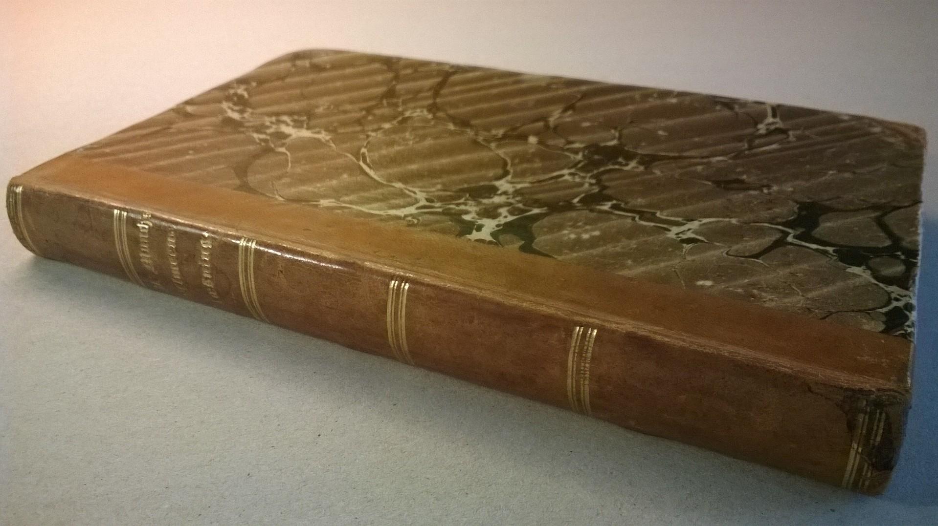 Munch, P.A. Almeenlæsning: Maanedsskrift for det norske Folk, udgivet af […]: Første Bind