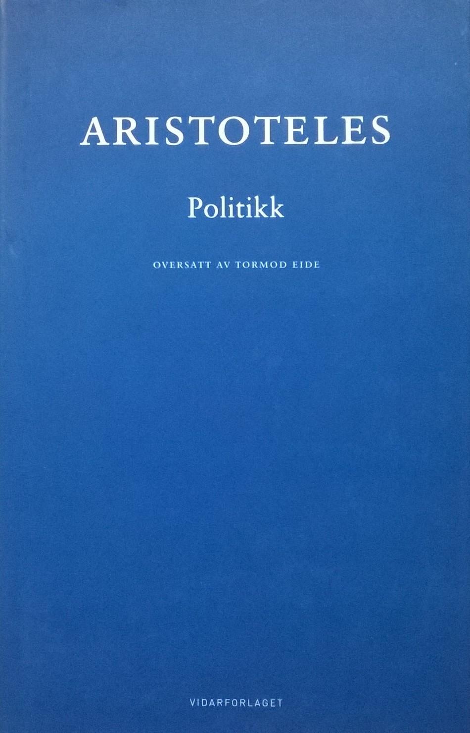 Aristoteles Politikk