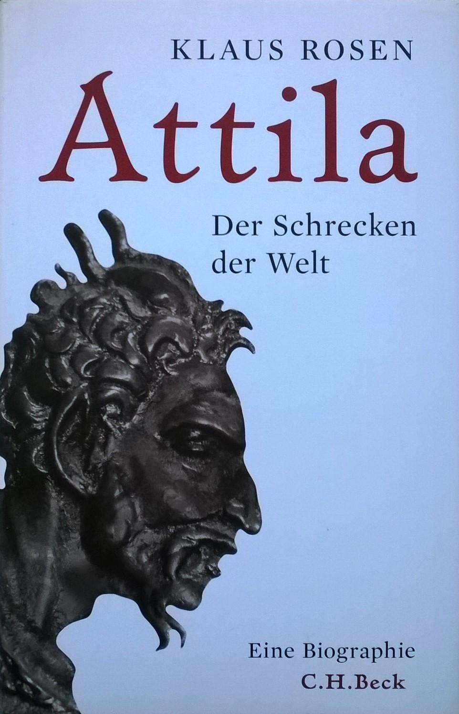 Rosen, Klaus Attila: Der Schrecken der Welt