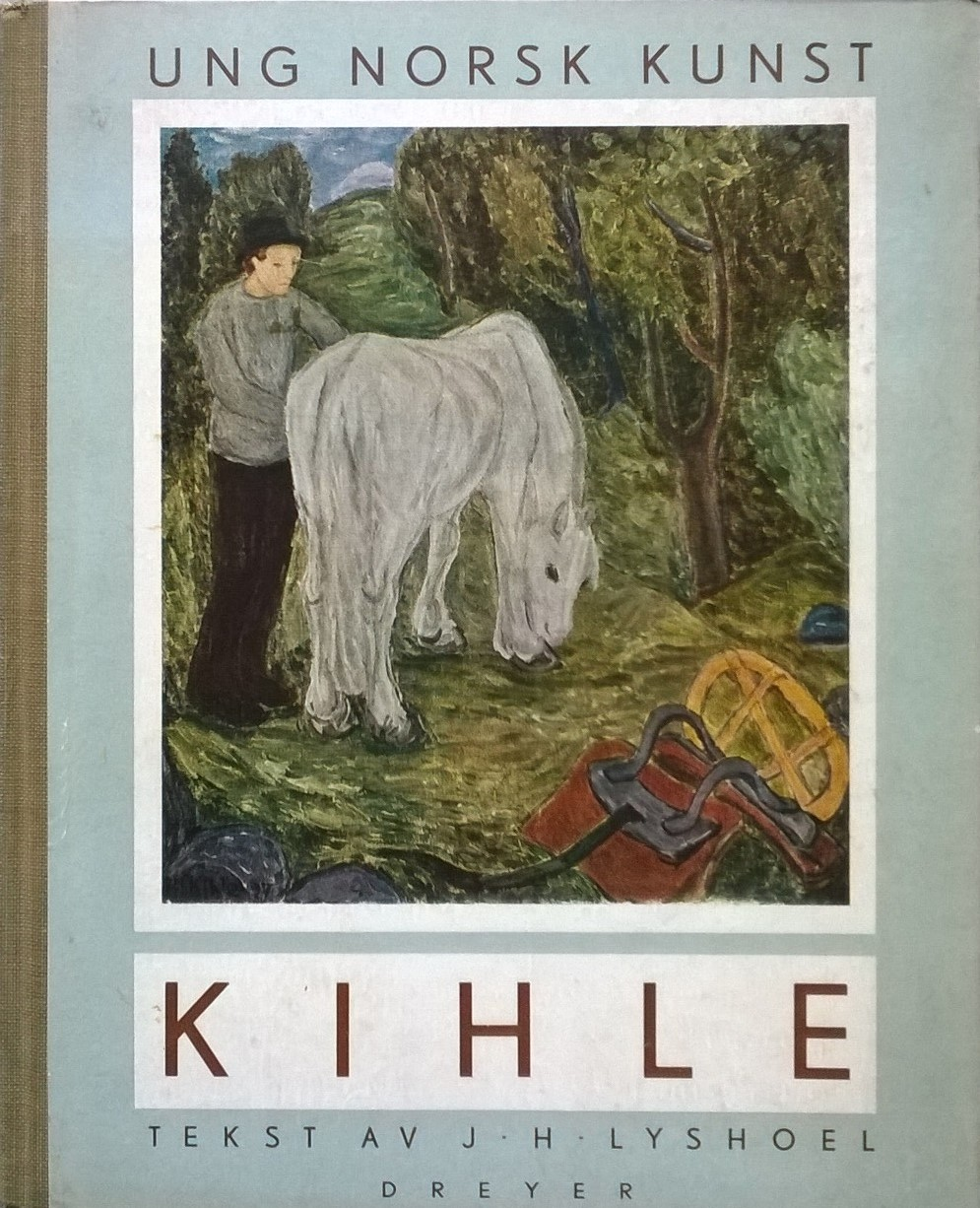 Lyshoel, J.H. Harald Kihle