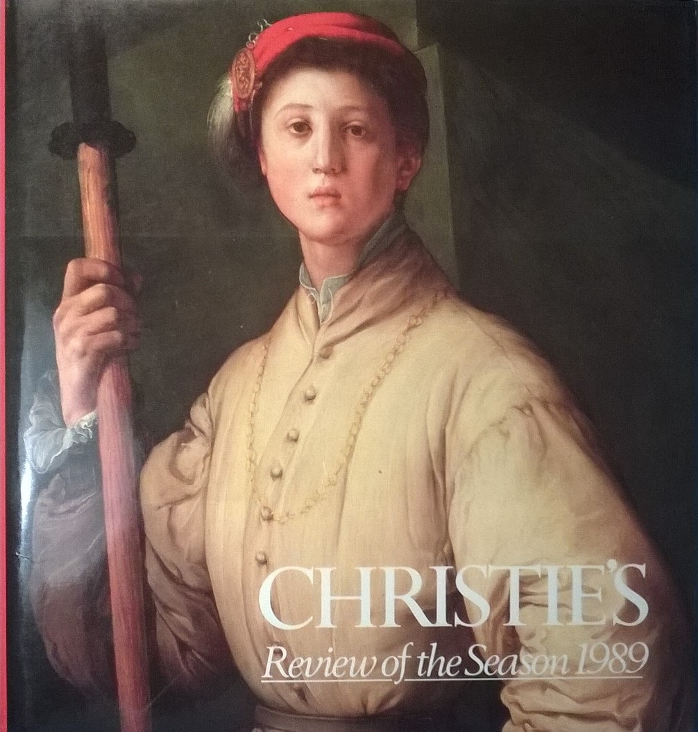 Wrey, Mark, and Anne Montefiore (eds.) Christie's: Review of the Season 1989