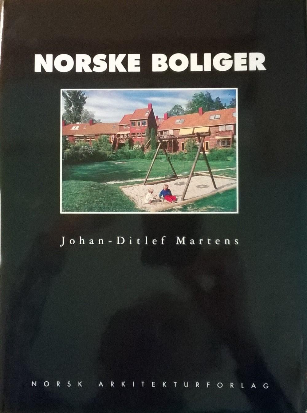 Martens, Johan-Ditlef Norske boliger